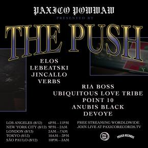 The Push presents POWWAW 8-12-2016