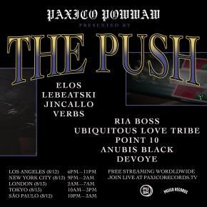 The Push presents POWWAW8-12-2016