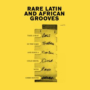 PX039 Rare Latin & African Grooves