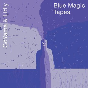 PX041 Lidly x GoYama – Blue Magic Tapes