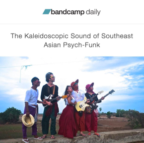 Field Research in Bandcamp's Southeast Asian Psych-Funk roundup